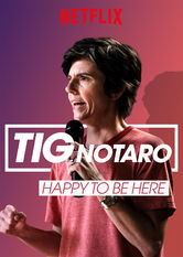 Tig Notaro Happy To Be Here stream