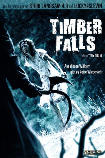 Timber Falls stream