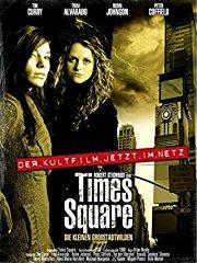 Times Square stream