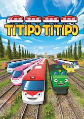 Titipo: Der kleine Zug Stream