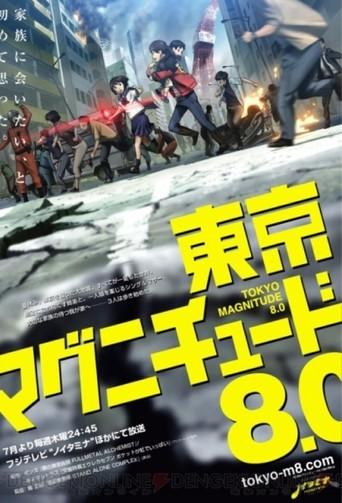 Tokyo Magnitude 8.0 stream