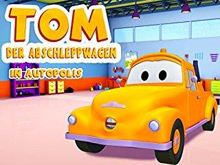Tom der Abschleppwagen in Autopolis stream