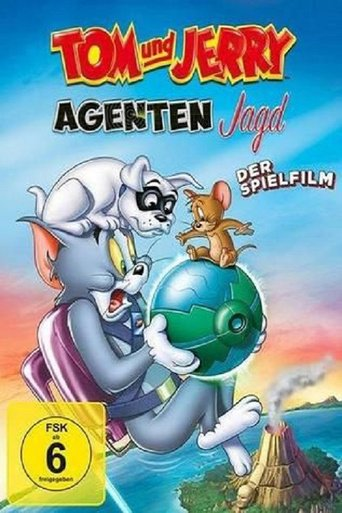 Tom & Jerry: Agentenjagd - stream