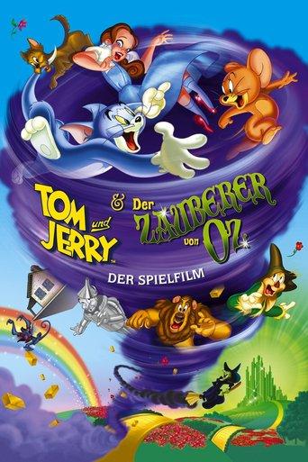 Tom & Jerry und der Zauberer von Oz stream