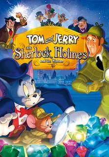 Tom und Jerry als Sherlock Holmes und Dr. Watson stream