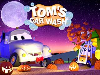 Toms Autowaschanlage in Autopolis stream