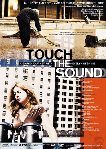Touch the Sound: A Sound Journey with Evelyn Glennie stream