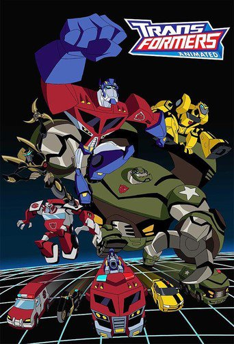 Transformers: Animated stream