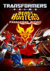 Transformers Prime Beast Hunters: Predacons Rising - stream