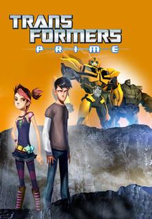 Transformers: Prime stream