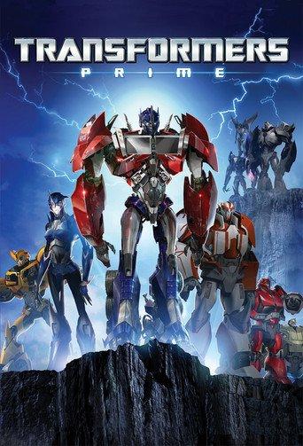 Transformers Prime stream