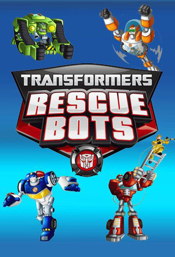 Transformers: Rescue Bots stream