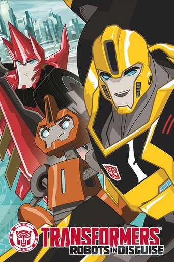 Transformers: Robots in Disguise - stream