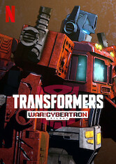Transformers: War For Cybertron Trilogy Stream
