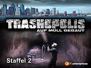 Trashopolis stream