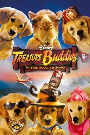 Treasure Buddies - Schatzschnüffler in Ägypten stream