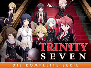 Trinity Seven stream
