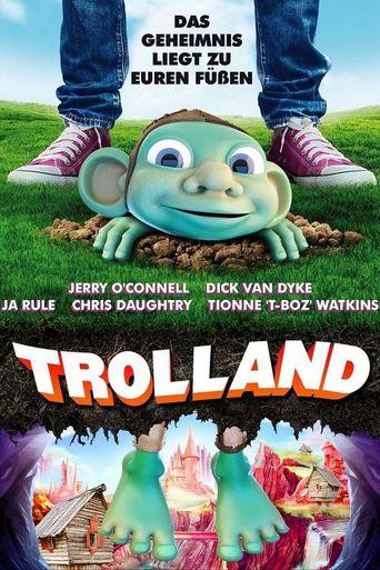 Trolland - Das Geheimnis liegt zu euren Füßen stream