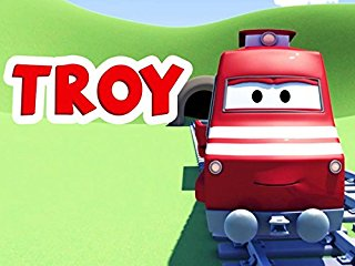 Troy der Zug in Autopolis stream