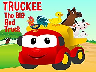 Truckee The Big Red Truck Stream