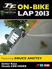 TT 2013 On Bike: Bruce Anstey stream