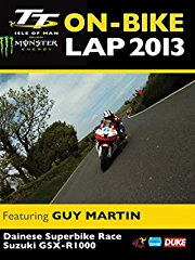 TT 2013 on Bike: Guy Martin stream