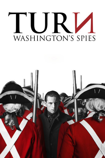 TURN: Washington's Spies stream