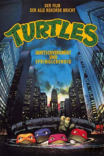 Turtles: Der Film stream