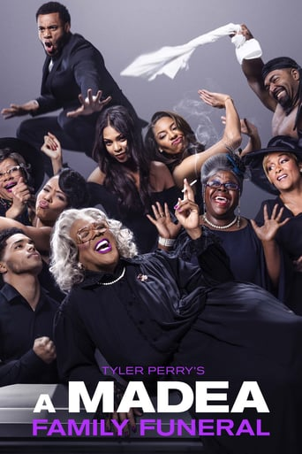 Tyler Perry's A Madea Family Funeral Stream