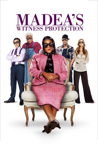 Tyler Perry's Madea's Witness Protection stream