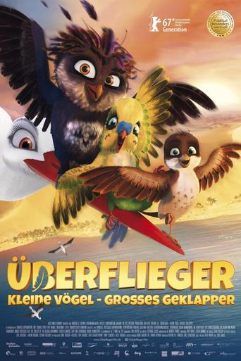 Überflieger: Kleine Vögel - großes Geklapper stream