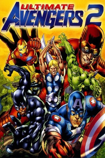 Ultimate Avengers 2 - Rise of the Panther Stream