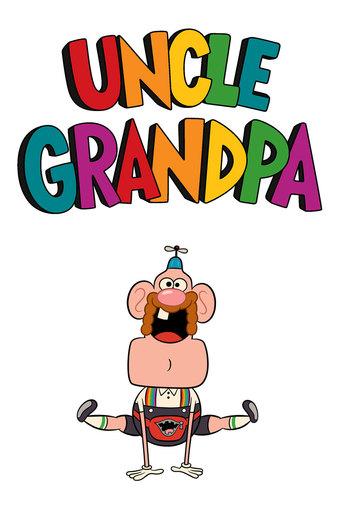 Uncle Grandpa - stream