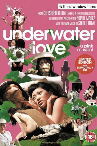 Underwater Love stream