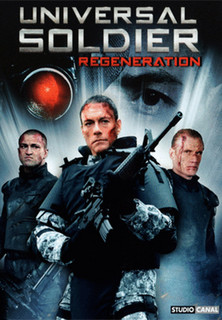 Universal Soldier: Regeneration stream