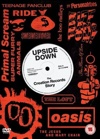 Upside Down - The Creation Records Story stream