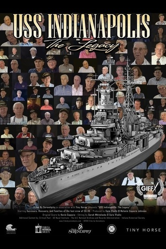 USS Indianapolis: The Legacy stream