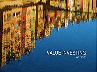 Value Investing BootCamp - stream
