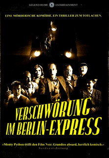 Verschwörung im Berlin-Express stream