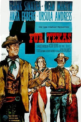Vier für Texas stream