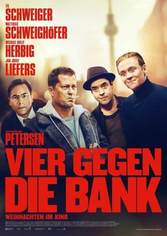 Vier gegen die Bank Stream