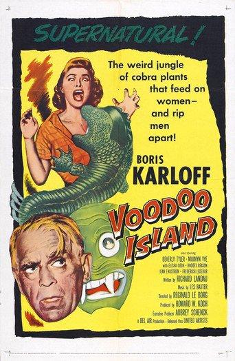 Voodoo Island stream