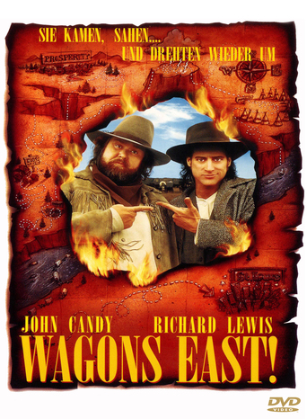 Wagons East! Stream