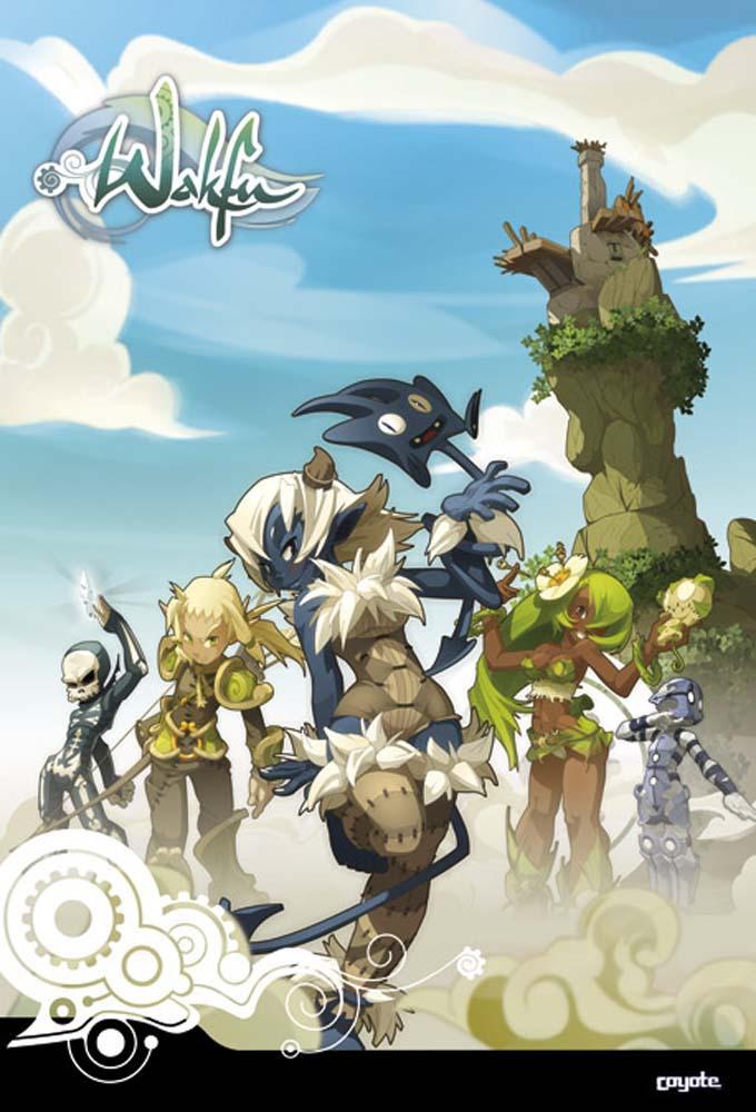 WAKFU: The Quest for the Six Eliatrope Dofus stream