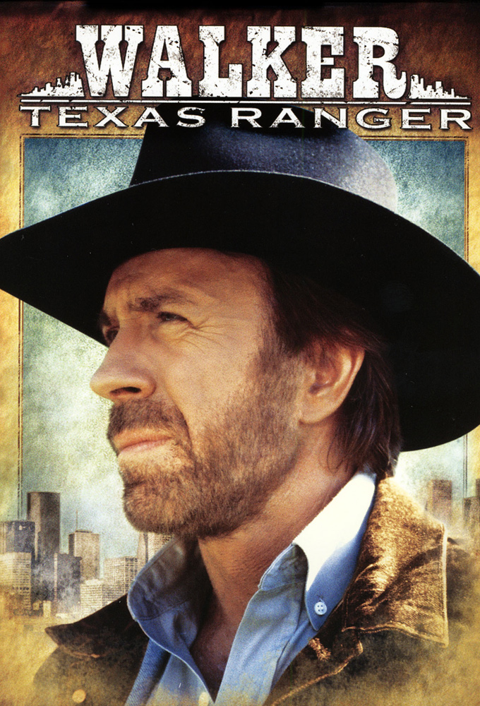 Walker, Texas Ranger - stream