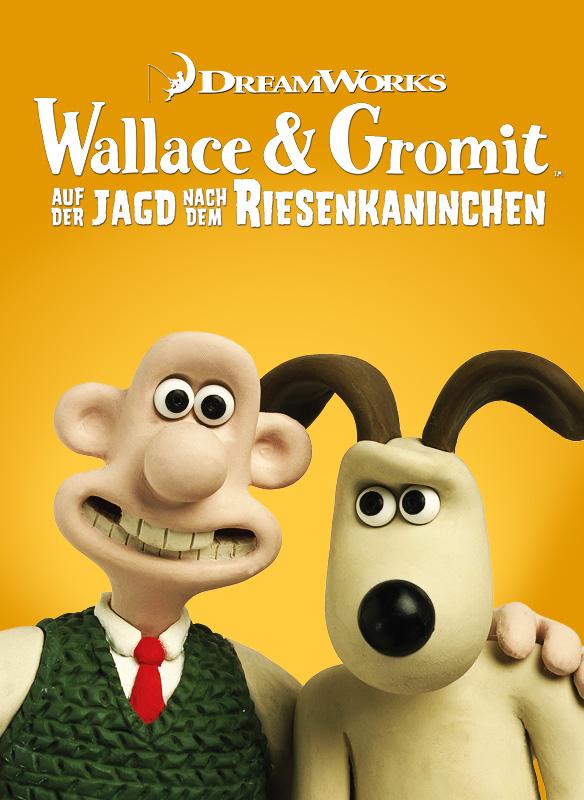 Wallace & Gromit, Auf Der Jacd nach dem Riesenkaninchen stream