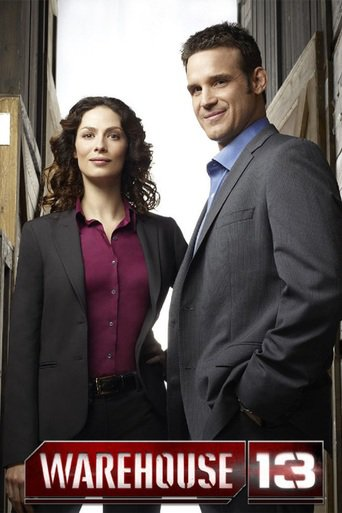 Warehouse 13 stream