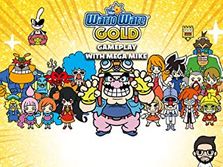 Wario Ware Gold Gameplay With Mega Mike Stream
