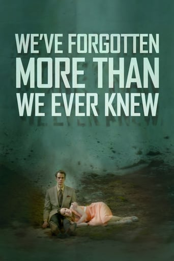 We've Forgotten More Than We Ever Knew Stream
