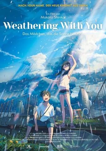 Weathering With You - Das Mädchen, das die Sonne berührte Stream